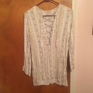 Dresses & Skirts - Faithful the brand long sleeve dress